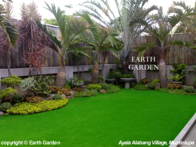 Garden Ideas Small Landscape Gardens Pictures Gallery: Earth Garden & Landscaping - Philippines