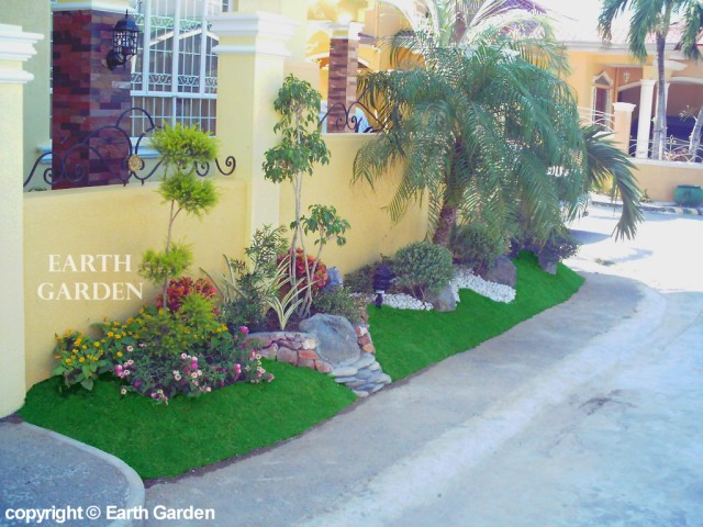 Earth garden landscaping philippines photo gallery for Garden design ideas philippines
