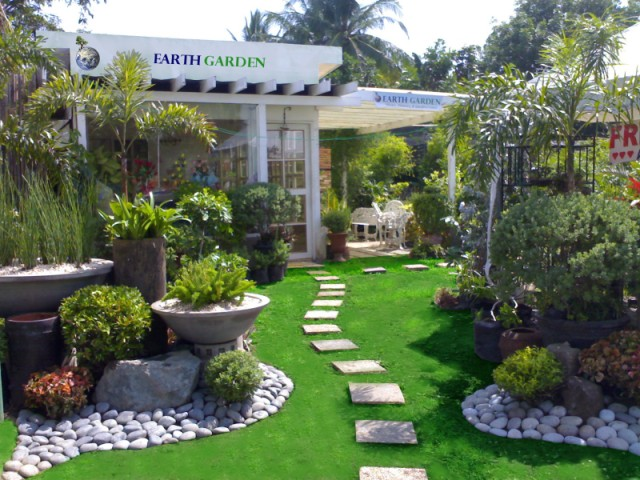 Earth garden landscaping philippines about us for Best house garden design