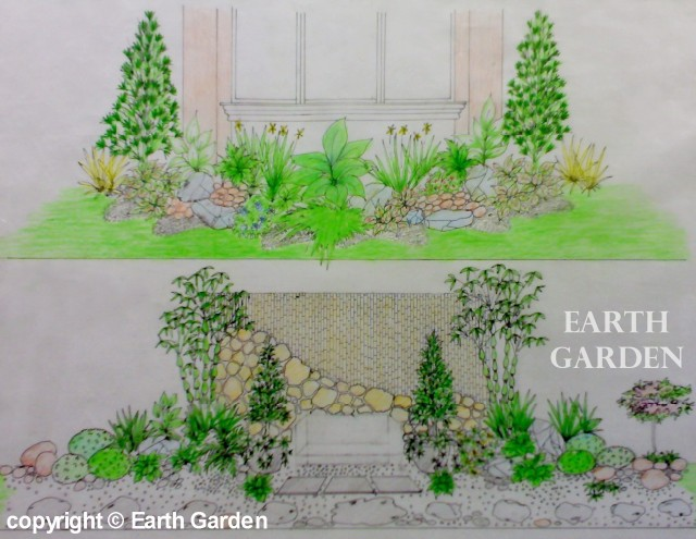 Earth garden landscaping philippines landscaping for Pocket garden designs philippines
