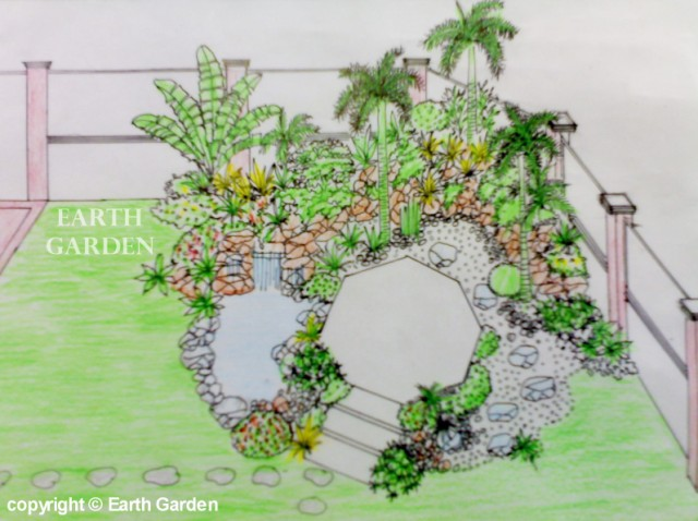 Earth garden landscaping philippines photo gallery for Filipino landscape architects