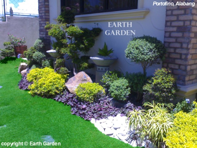 Earth garden landscaping philippines photo gallery for European garden design